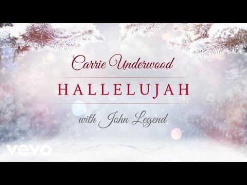 Carrie Underwood, John Legend - Hallelujah (Audio)