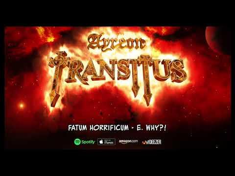 Ayreon - Fatum Horrificum - E - Why (Transitus)