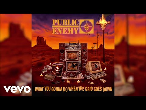 Public Enemy - Public Enemy Number Won (Audio) ft. Mike D, Ad-Rock, Run DMC