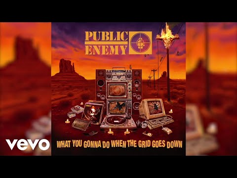 Public Enemy - When The Grid Go Down... (Audio) ft. George Clinton