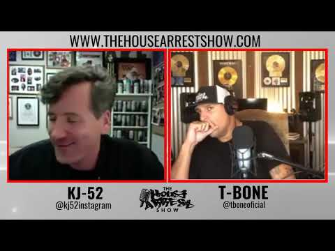 The House Arrest Show Hosted by T-bone with Guest KJ-52