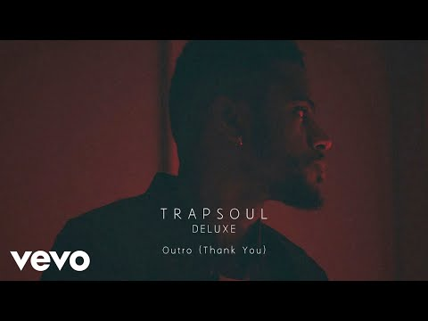 Bryson Tiller - Outro (Thank You) (Visualizer)
