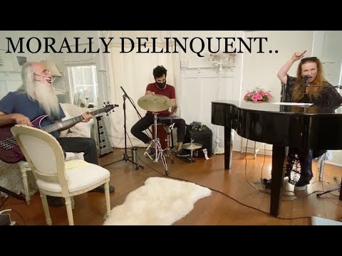 """""""Morally Delinquent"""" Judith Owen """"Jude's House"""" Live with Leland Sklar and Pedro Segundo"""