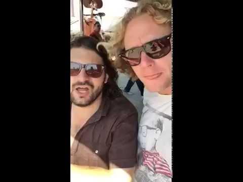 Wayland Tour Diaries: Full Throttle Saloon August 3, 2015