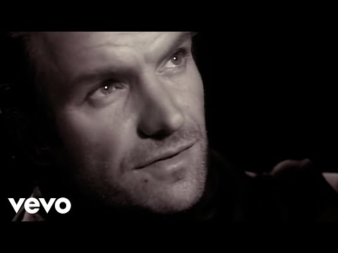 Sting - Mad About You (Official Music Video)