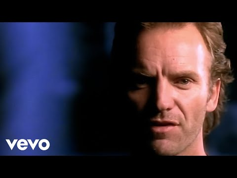 Sting - The Soul Cages (Official Music Video)