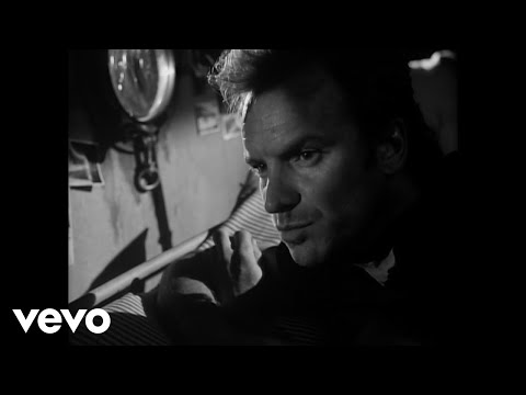 Sting - Why Should I Cry For You? (Official Music Video)