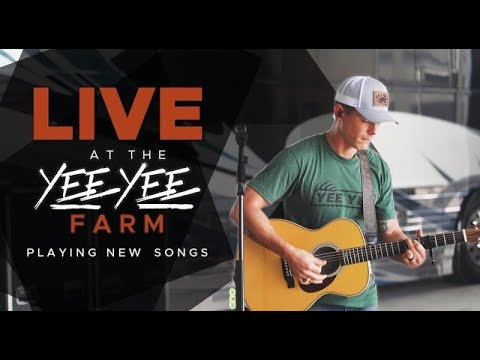 LIVE at the Yee Yee Farm: Playing new songs!
