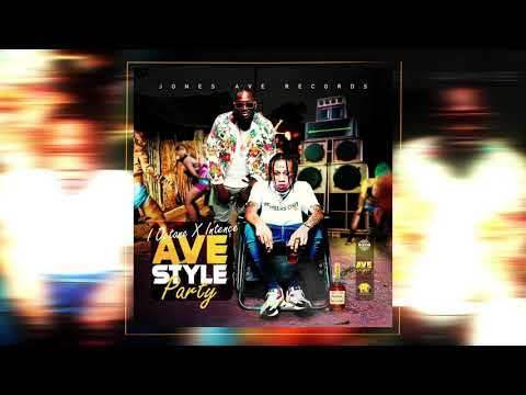 I Octane, Intence - Ave Style Party (Official Audio)