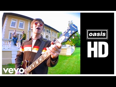 Oasis - Don't Look Back In Anger (Official HD Remastered Video)