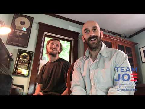 X Ambassadors - Joyful (Acoustic for Team Joe Sings)