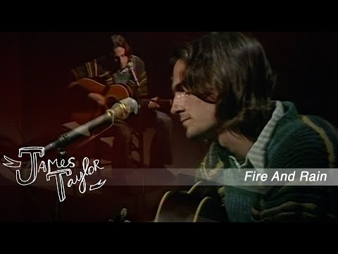 James Taylor - Fire And Rain (BBC In Concert, 11/16/1970)