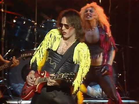 Twisted Sister - Live At North Stage Theater 1982 (FULL CONCERT)