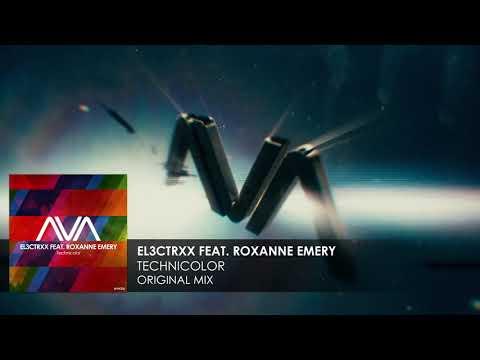 EL3CTRXX featuring Roxanne Emery - Technicolor