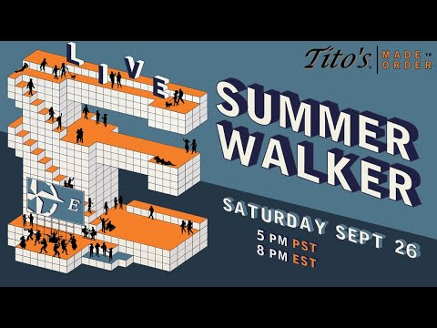 Tito's Handmade Vodka presents Tito's Made to Order: East, Featuring Summer Walker