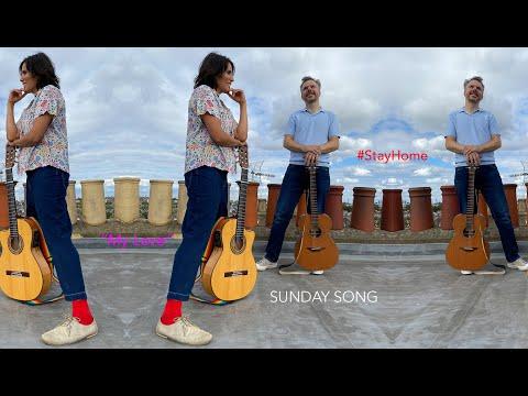 Tanita Tikaram - Sunday Song - My Love (Lockdown Version, 2020) #StaySafe