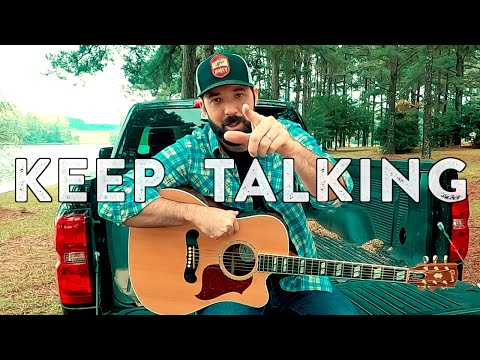 "A Song for the HATERS! ""Keep Talking"" 