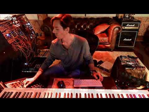 Glenn Morrison - 3 Outboard Synths & the NDLR Jam Session