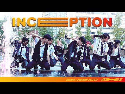 ATEEZ (에이티즈) - 'INCEPTION' Dance Cover [EAST2WEST]