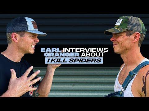 "Earl Dibbles Jr interviews Granger Smith - ""I Kill Spiders"""
