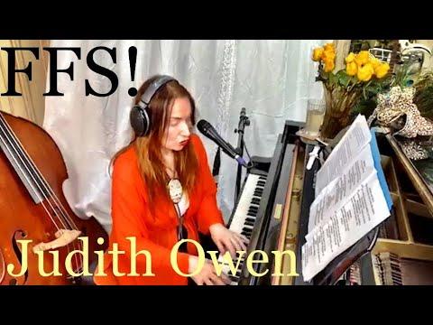 """Judith Owen FFS! Live """"Happy This Way"""" part 4 - September 27, 2020"""