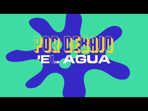 César K-Oso - Agua (Lyric Video)