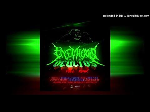 Ozuna ft Varios Artistas - Enemigos Ocultos (Remix)