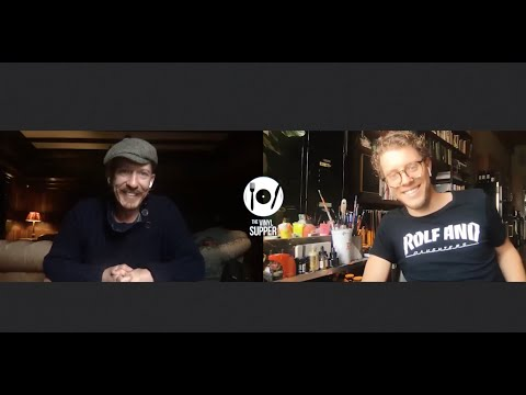 The Vinyl Supper with Foy Vance: Anderson East (Episode 1)