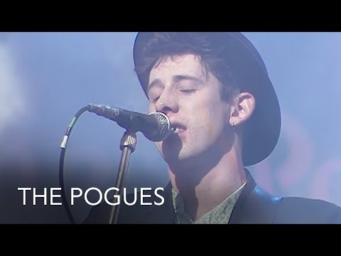 The Pogues - Boys From The County Hell (The Tube, 11.01.1985)