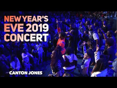 Canton Jones - New Year's Eve 2019 Concert