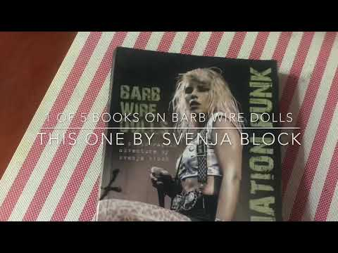 Barb Wire Dolls book by Svenja Block