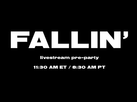 LIVE WITH WHY DON'T WE: FALLIN'