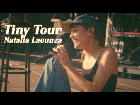 Tiny Tour con Natalia Lacunza (y con la Tiny Band)