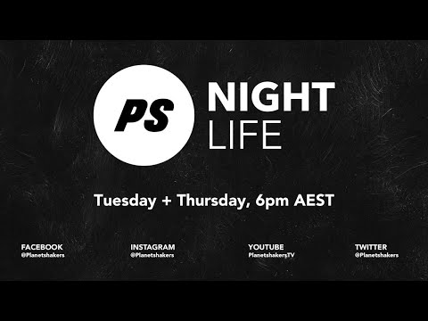 Planetshakers Night Life 6:00pm AEST | 29-Sep-2020
