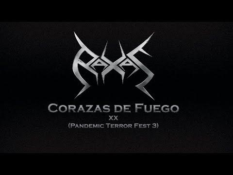 Raxas - Corazas de Fuego XX (Pandemic Terror Fest 3)