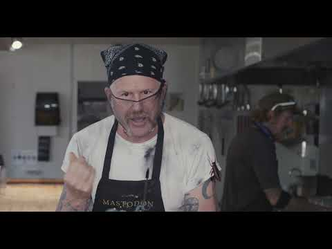 "Cooking With Mastodon - Billy ""The Culinarian (Barbarian)"" Kelliher"
