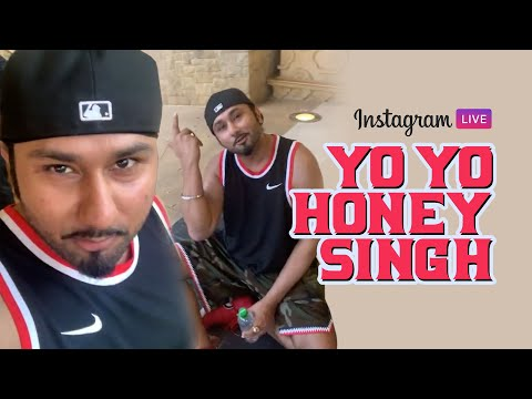Sprints | Yo Yo Honey Singh | Live Session