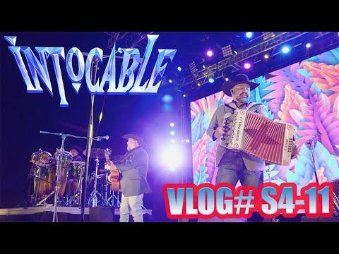 Intocable -Vlog #S4-11 MIDLAND - SAN ANTONIO