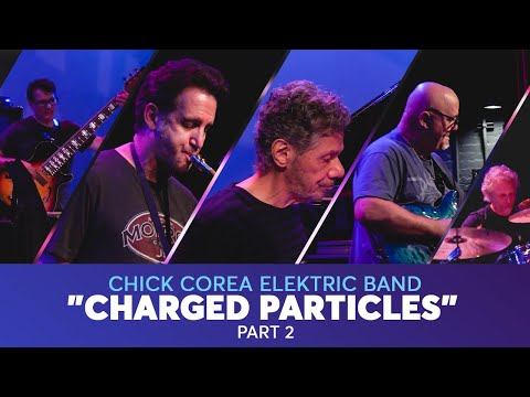 "Behind the Scenes: Chick Corea Elektric Band rehearsing ""Charged Particles"" (Part 2)"