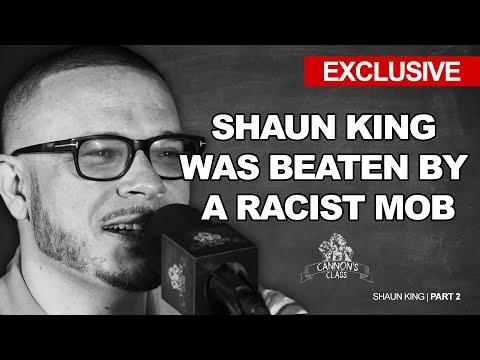 Shaun King was beaten by a racist mob ( Shaun King part 2) #cannonsclass