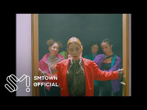 TAEYEON テヨン '#GirlsSpkOut (Feat.ちゃんみな) MV Teaser #2