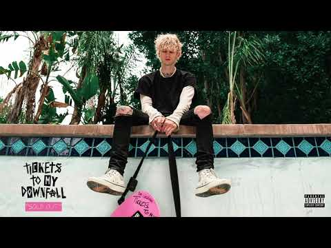 Machine Gun Kelly Ft. YUNGBLUD & Bert McCracken of The Used - body bag (Official Audio)