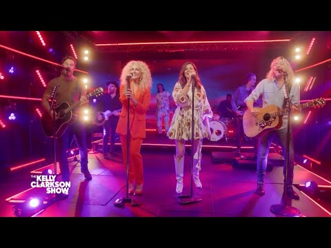 Little Big Town - Wine, Beer, Whiskey (Live from The Kelly Clarkson Show)