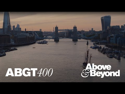 Above & Beyond: Group Therapy 400 live on The River Thames, London (Official 4K Set) #ABGT400