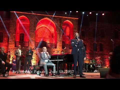 Pink Martini - Finnisma Di feat. Ari Shapiro - Introduced by Iyad Qasem | Live from Lebanon - 2017