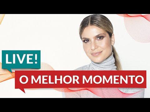 O Melhor Momento - Live