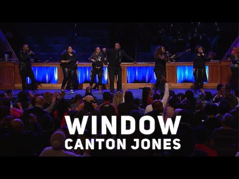 "Canton Jones - ""Window"" Live 2019"