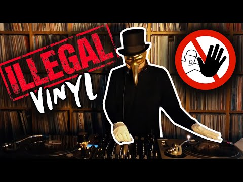 Illegal Vinyl | Claptone At Home