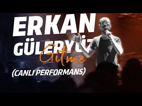 Erkan Güleryüz - GİTME ( Canlı performans - Piyano - Vokal )