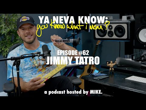 YNK: you know what I mean? #62 - Jimmy Tatro
